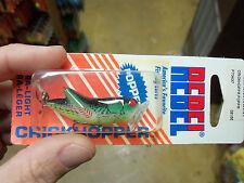 Rebel Crickhopper Popper!  P73437 Discontinued by Pradco Made in North America!