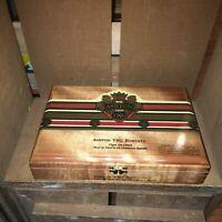 Ashton VSG Robusto Empty Wooden Cigar Box 9.5x6.5x2