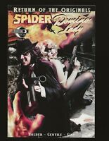 Spider and Domino Lady  #1A  Moonstone  VF+/NM  (C218)