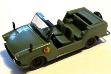 Trabant Kübel NVA Modellauto Rarität