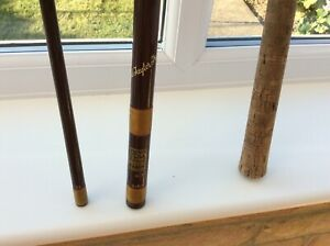 vintage hardy fishing rod  Fred Taylor The Trotter