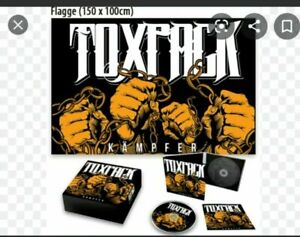 Toxpack Kämpfer Limited Box Deluxe NEUWERTIG Krawallbrüder Stomper 98 Kärbholz