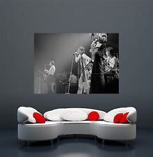 I Rolling Stones Gruppo Banda musicale gigante poster stampa x846