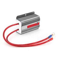 Grey Universal Car Volt/Voltage Stabilizer Regulator Engine Ballast Fuel Saver