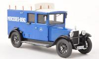 #11157 - Premium ClassiXXs Mercedes L1000 Express  MB-Kundendienst - blau - 1:43
