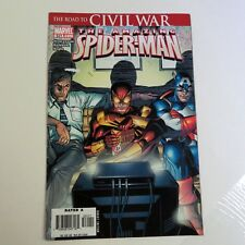 Lot 6 Amazing Spider-man 531 533 534 536-538 (2006), Civil War Tie In Marvel A3