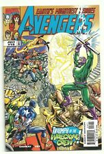 The Avengers Earth's Mightiest Heroes #18 Marvel comic book Triumph, High grade