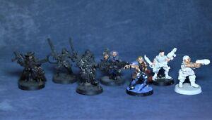 Necromunda Bounty Hunters and Underhive Scum Collection 1