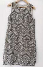 MAX MARA stunning Printed Shift Dress Size UK/AU 12