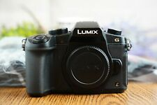 Panasonic LUMIX G85 16.0MP Digital Camera Body w/Strap/Batt/Charger ~46 Clicks!
