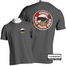 Dodge Scat Pac Club T Shirt Retro MOPAR  Challenger Charger Chrysler