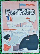 ROUBILLE Original 1925 Vintage French Print To Frame POLITICAL SATIRE COMMUNISM