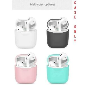Case Cover For iPhone Wireless Bluetooth Earphones Headphones Earbuds Case Only