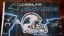 Carolina Panthers 3x5 Flag. US seller. Free shipping within the US