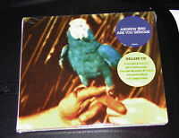 ANDREW BIRD ARE YOU SERIOUS DELUXE EDITION DOPPEL CD SCHNELLER VERSAND NEU & OVP