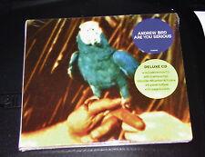 ANDREW BIRD ARE YOU SERIOUS EDIZIONE DELUXE DOPPIO CD VELOCE NUOVO IN SCATOLA