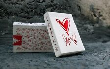 LOVE ME USPCC BICYCLE DECK OF PLAYING CARDS BY THEORY11 NEW SEALED