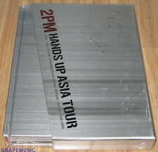 2PM Hands Up Asia Tour 2 DISC DVD + PHOTOBOOK PHOTO BOOK SEALED