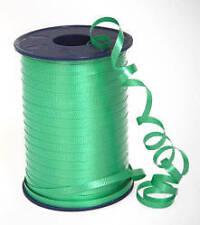 Emerald Green Crimped Curling Ribbon 500yd Spool Favors