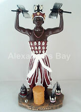 13 Inch Chango Shango Statue Estatua Orisha Santeria Yoruba Lucumi Figurine