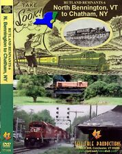 RUTLAND REMNANTS 6: NORTH BENNINGTON, VT TO CHATHAM, NY NEW TELL TALE DVD