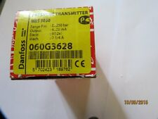 1PC New Danfoss pressure transmitter MBS3050 060G3628