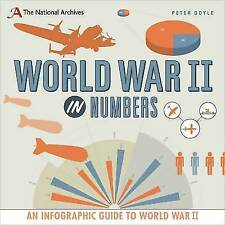 World War II in Numbers, Peter Doyle, New Book