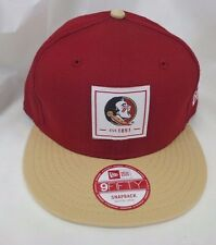 Florida State Seminoles Mens New Era Snapback M/L Cap Hat