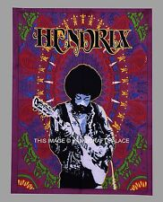 Jimi Hendrix Tapestry Psychedelic Hippie Rock Music Indian Decor Wall Hanging