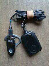 Motorola Syn1949A H505 Wireless Bluetooth Handsfree Black Headset & Charger