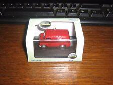 OXFORD DIE-CAST - BEDFORD CA VAN - ROYAL MAIL - RED - 00 gauge / 1:76 model