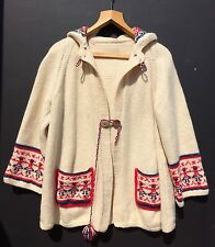 Hippy 100% Wool Vintage Jumpers & Cardigans for Women