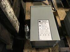 EGS Hevi-Duty 2kva transformer, 1ph, #HS1F2AS, pri-240/480v, sec-120/240v,