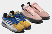 Adidas × dragon ball Vegeta Kamanda Majin Buu all size  US 7 7.5 8 8.5 9 9.5 10