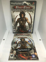 Prince of Persia Warrior Within - Complete CIB - Tested -Playstation 2 PS2