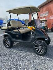 Custom Club Car LIFTED 4 Seater 48 Volt Golf Cart