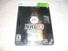 NHL 13 -- Stanley Cup Collector's Edition (Microsoft Xbox 360, 2012) BRAND NEW