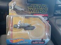 Hot Wheels Treadspeeder Star Wars Starships 2020 FYT78 Disney Die-Cast Figure
