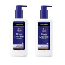 Neutrogena Deep Moisture Oil in Lotion Nourishing Care for Dry Skin (2x 250ml)