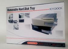 "ICY DOCK 3.5"" SATA Hard Drive Hot-Swap Enclosure 5.25"" Drive Bay - MB123SRCK-1B"