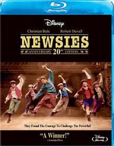 Newsies: 20th Anniversary Edition [Blu-ray] [Region A] [Blu-ray] - DVD - New