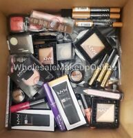 Wholesale NYX Mixed Makeup Lot Assorted Cosmetics - choose piece count