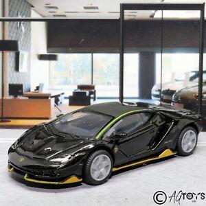 Bburago Lamborghini Centenario 1:64 Scale Die-cast Model Toy Car New Opened