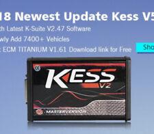 🔔 2020 Unlocked Ksuite V2.53 Software Online KTAG RED KESS V2 V5.017 Unlimited