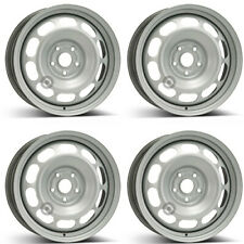 4 Alcar steel wheels 9987 6.5x17 ET39 5x114 for Toyota Rav 4 rims