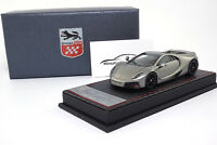 #F025-14 - FrontiArt GTA Spano - Iron grey - 1:43