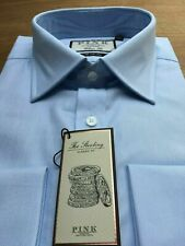 Thomas Pink, Royal Oxford Blue Shirt, UK:17, EU:43, BNWT, RRP:£115!