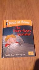 Oxford Reading Tree Read at Home: Level 5A: Hairy-Scary Monster Hardcover