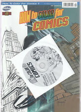 How to Color for Comics mit CD Softcover Comic vom Eidalon Verlag