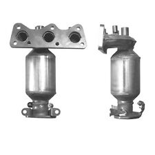 SEAT IBIZA Catalytic Converter Exhaust 91533H 1.2 6/2007-5/2008
